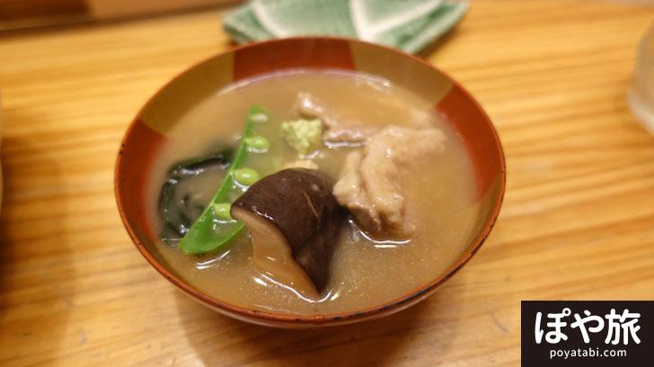 金沢の郷土料理 治部煮